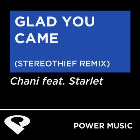 Glad You Came - Single 專輯封面