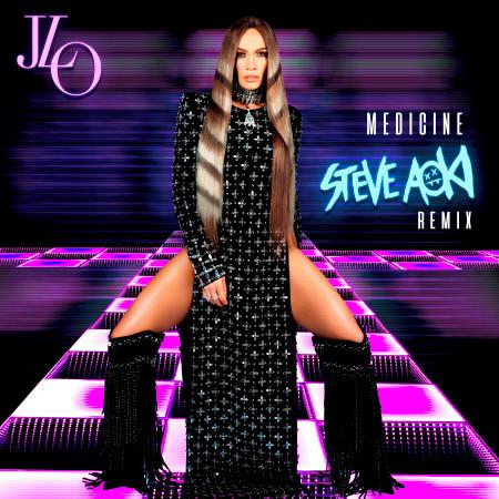 Medicine (Steve Aoki from the Block Remix) 專輯封面