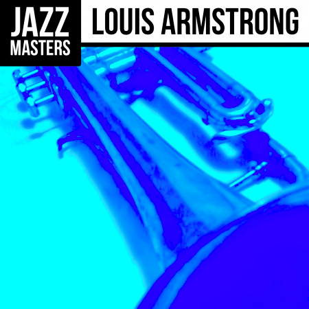 Jazz Masters: Louis Armstrong 專輯封面