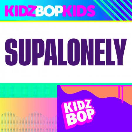 Supalonely 專輯封面