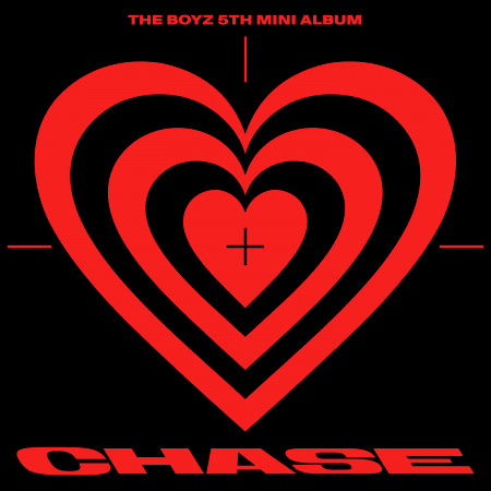 THE BOYZ 5th MINI ALBUM [CHASE] 專輯封面