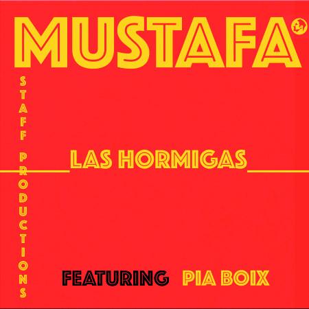 Las Hormigas 專輯封面