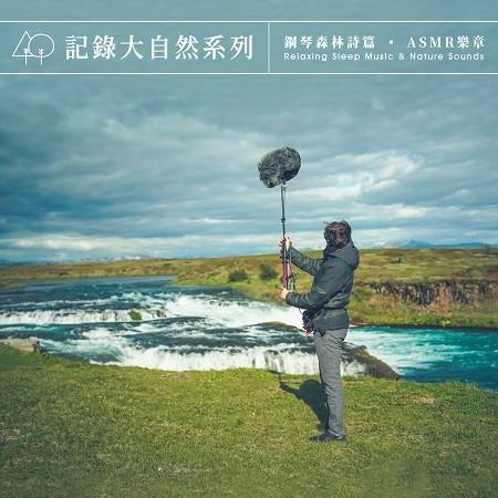 記錄大自然系列:鋼琴森林詩篇ASMR樂章 (Relaxing Sleep Music & Nature Sounds) 專輯封面