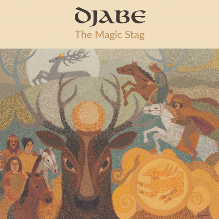 The Magic Stag 專輯封面