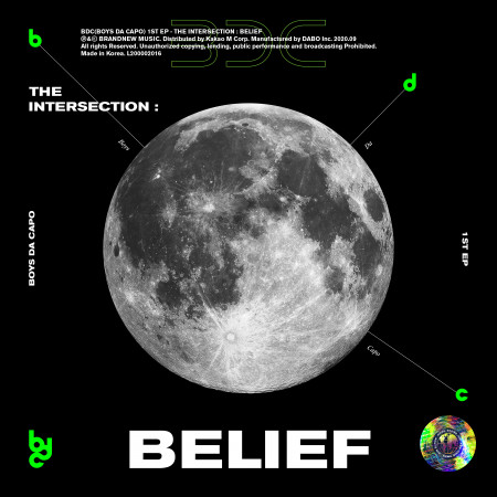 THE INTERSECTION : BELIEF 專輯封面