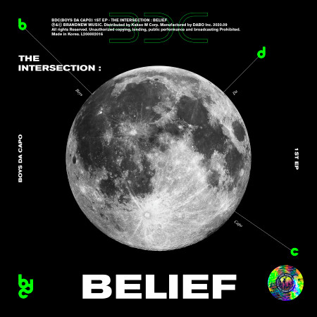 THE INTERSECTION: BELIEF 專輯封面