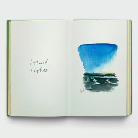 Island Lights 專輯封面