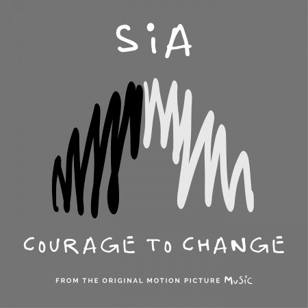 Courage to Change 專輯封面