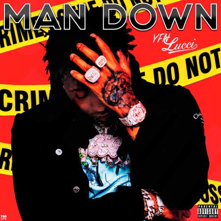 Man Down 專輯封面