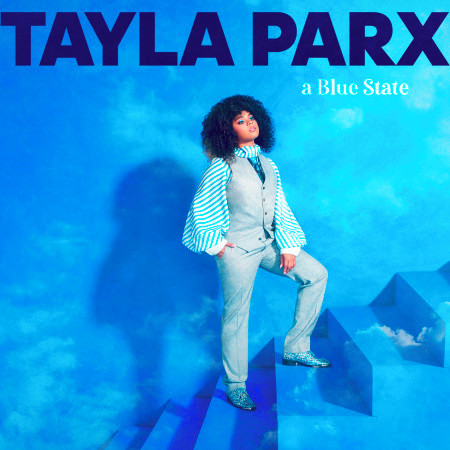 A Blue State 專輯封面