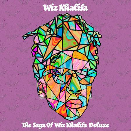 The Saga of Wiz Khalifa (Deluxe) 專輯封面