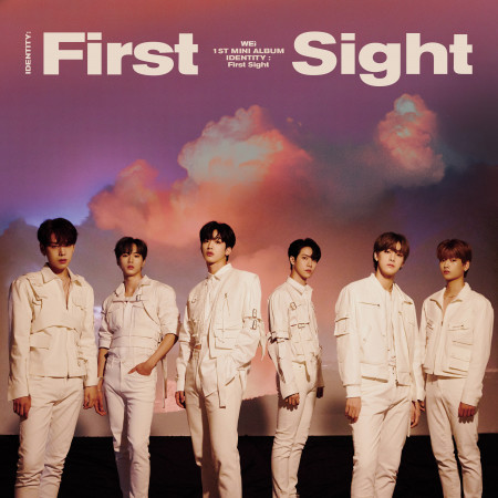 IDENTITY : First Sight 專輯封面
