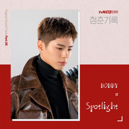 """Spotlight (From The Original TV Series """"Record of Youth"""" / Pt.6) 專輯封面"""