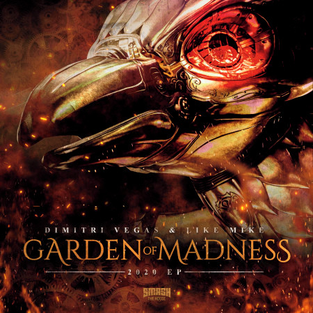 Garden of Madness 2020 EP 專輯封面