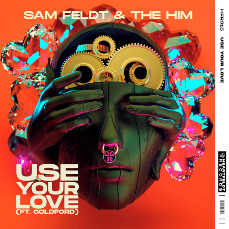 Use Your Love (feat. Goldford) 專輯封面