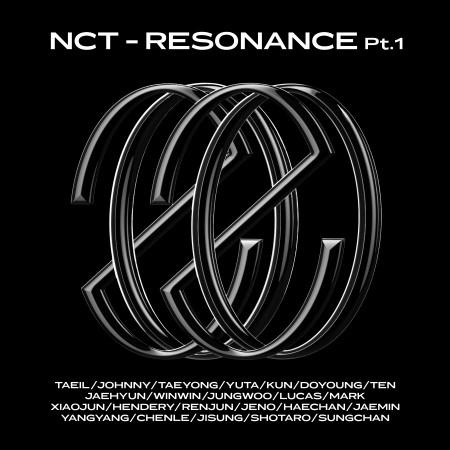 第二張正規專輯『NCT RESONANCE Pt. 1』 專輯封面