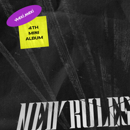 Weki Meki 4th Mini Album [NEW RULES] 專輯封面
