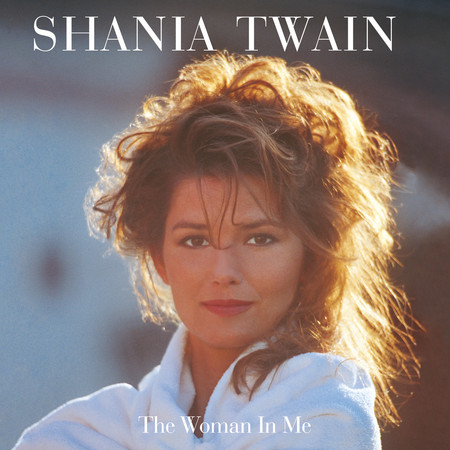 The Woman In Me (Super Deluxe Diamond Edition) 專輯封面