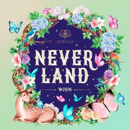 Neverland 專輯封面