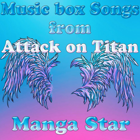 Music Box Songs from Attack on Titan 專輯封面