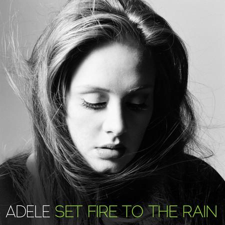 Set Fire to the Rain 專輯封面
