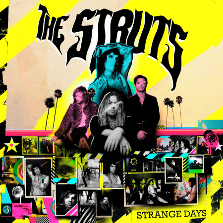 Strange Days 專輯封面