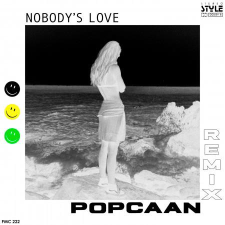 Nobody's Love 專輯封面