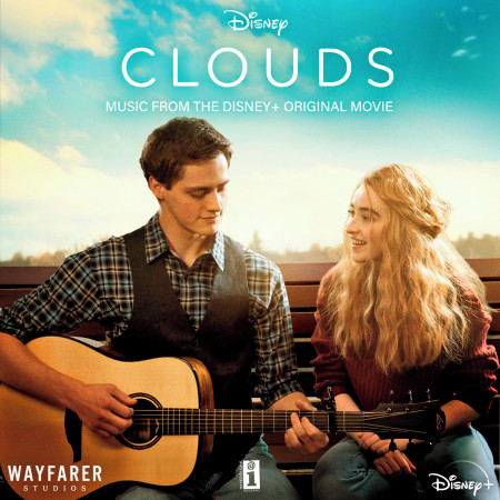 CLOUDS (Music From The Disney+ Original Movie) 專輯封面