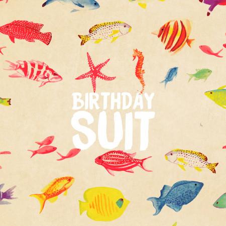 Birthday Suit 專輯封面
