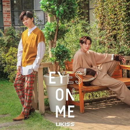 EYES ON ME 專輯封面