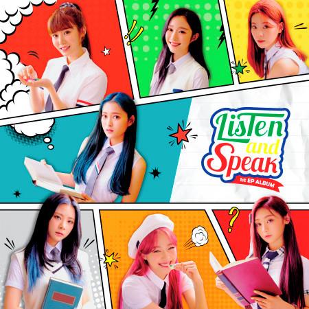 Listen and Speak 專輯封面