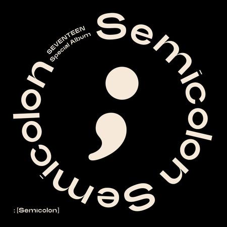 ; [Semicolon] 專輯封面