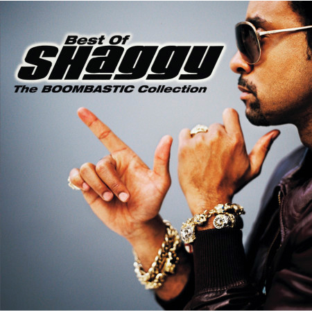 The Boombastic Collection - Best Of Shaggy (International Version) 專輯封面