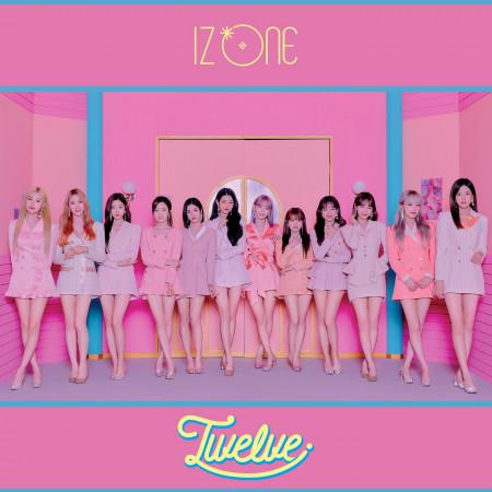 Twelve (Special Edition) 專輯封面
