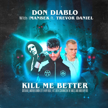 Kill Me Better 專輯封面