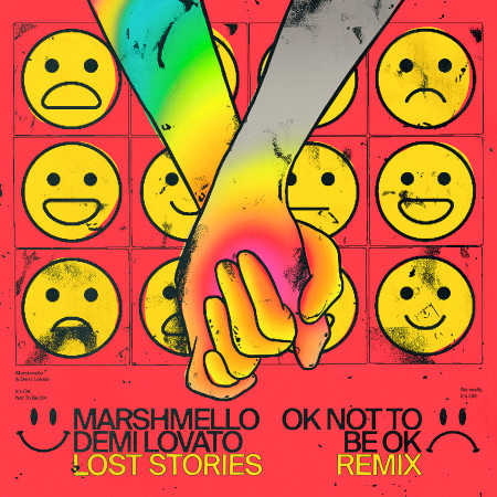 OK Not To Be OK (Lost Stories Remix) 專輯封面