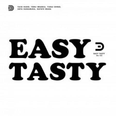 EASY TASTY 專輯封面