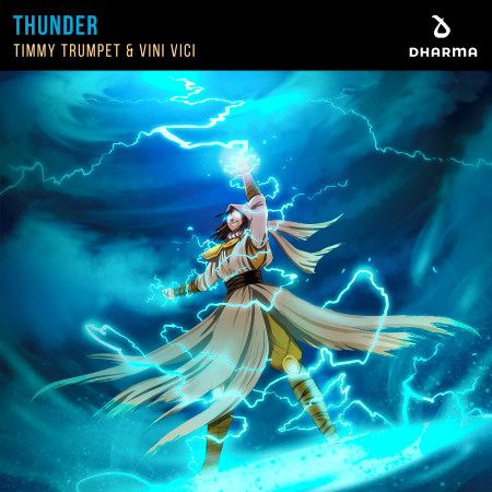 Thunder 專輯封面