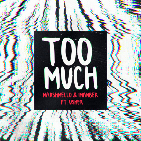 Too Much 專輯封面