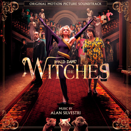 The Witches (Original Motion Picture Soundtrack) 專輯封面