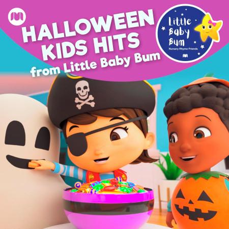 Halloween Kids Hits from Little Baby Bum 專輯封面