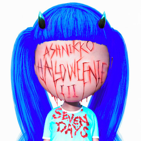 Halloweenie III: Seven Days 專輯封面