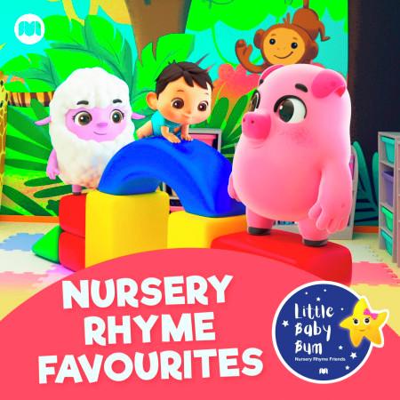 Nursery Rhyme Favourites 專輯封面