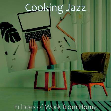 Echoes of Work from Home 專輯封面