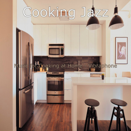 Music for Cooking at Home - Vibraphone 專輯封面