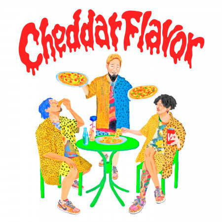 Cheddar Flavor 專輯封面