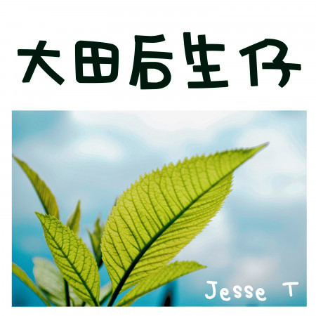 大田後生仔 專輯封面