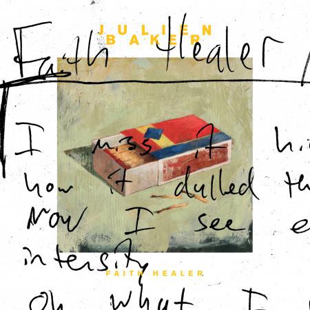 Faith Healer 專輯封面