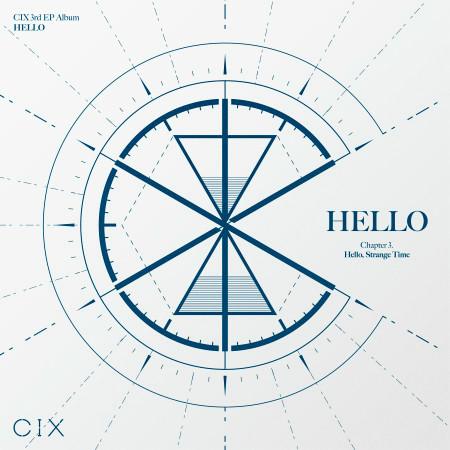 HELLO Chapter 3: Hello, Strange Time 專輯封面