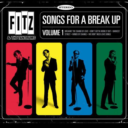 Songs for a Breakup: Volume 1 專輯封面